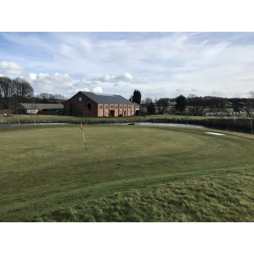 Winter Series Event at Berrington Hall GC   12/2/18