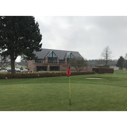 Winter Series Event at Northenden GC  6/2/18