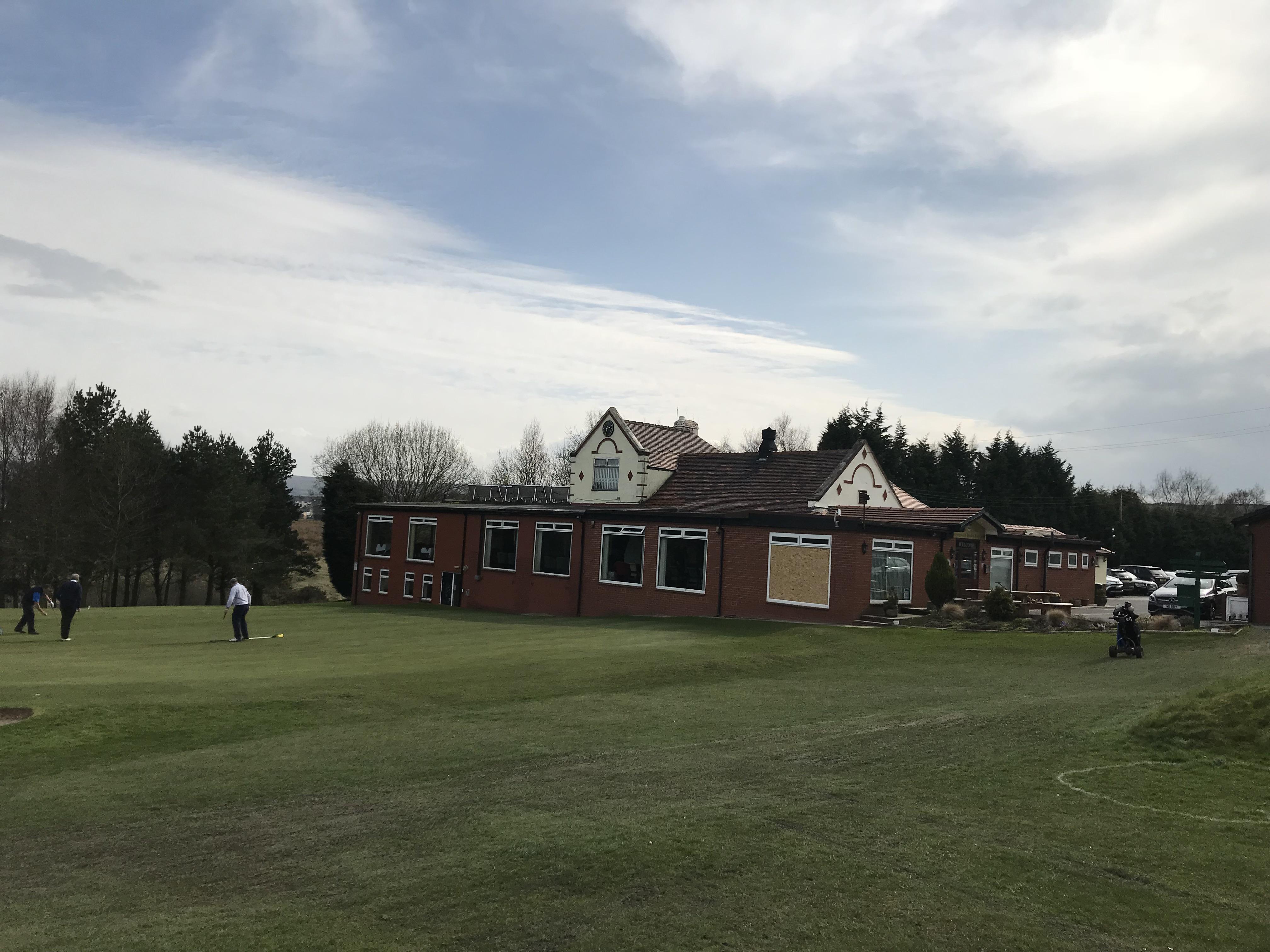 Summer Series Event at Accrington GC   29/4/19