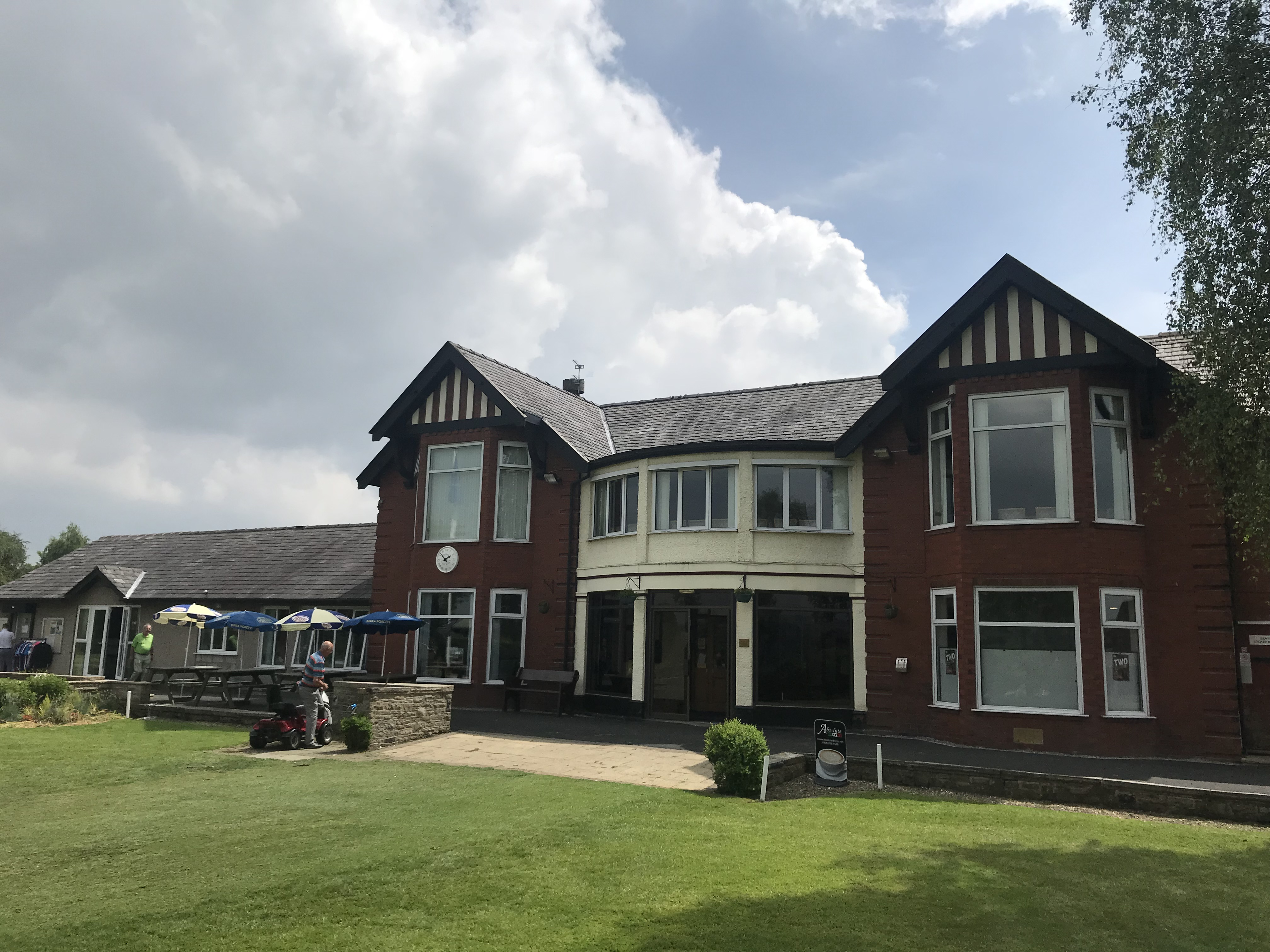 Summer Series Event at Deane GC   17/6/19