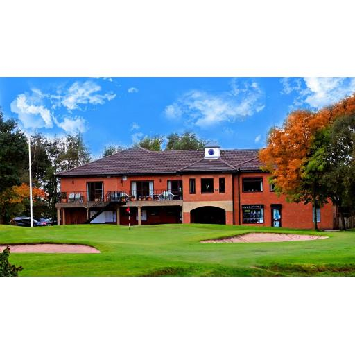 Winter Series Event at Ashton u Lyne GC   19/11/18