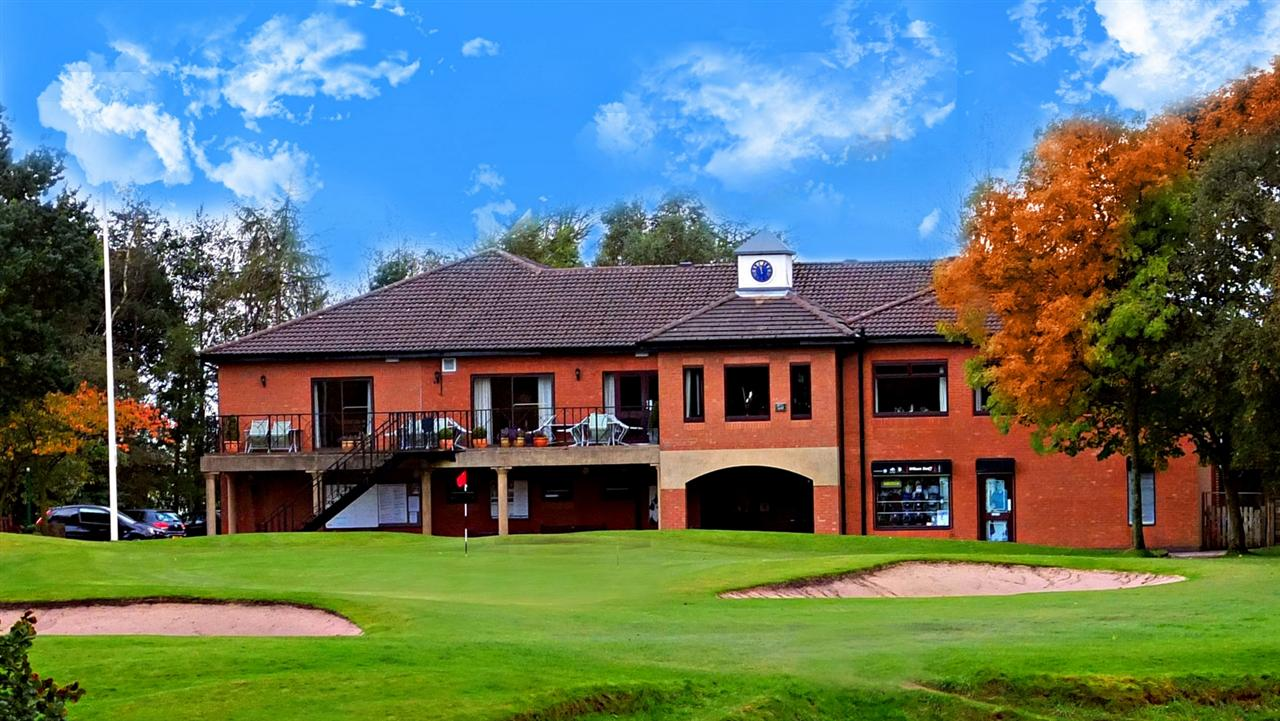 Summer Series Event at Ashton u Lyne GC   1/7/19