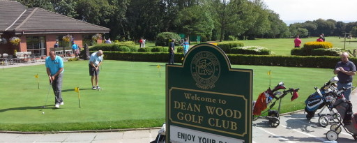 Summer Series Event at Dean Wood GC     2/9/19